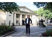 Hans-Petter Mellerud Oslo Stock Exchange