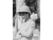 Audrey Hepburn by artist Terry O'Neill