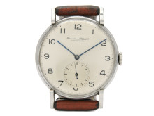 Klockkvaliten 16/5, Nr: 5, INTERNATIONAL WATCH Co. Schaffhausen, herrur, 34,5 mm, Cal 83