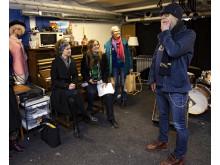 Amanda Lind besöker konstepidemin 22.02.19 17