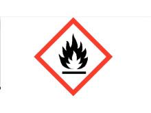 Säker kemikalieförvaring - Förvaring av brandfarlig vara.
