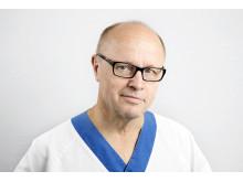 Gunnar Ahlsten, sektionschef för barnneurologi och habilitering