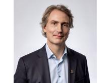 Erik Selin, VD Balder