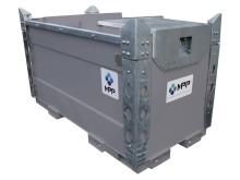 MPP – Transporttank gör det enkelt och säkert att transportera diesel.