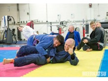 Brazilian Jiu Jitsu event raises thousands for charity