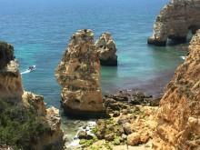 Algarve klippstrand