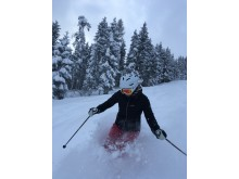 Skier St. Johann january 16