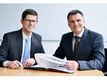 Geschäftsführung HL komm (Dähne/Fahringer)