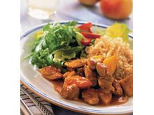 Curry- och äppelkyckling från ViktVäktarna