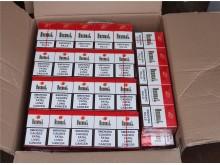 Cigarettes seized