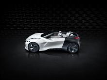 Peugeot Fractal kittlar alla sinnen