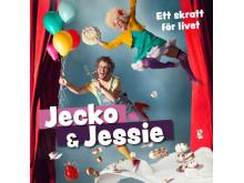Jecko & Jessie – Ett Skratt För Livet_kvadrat
