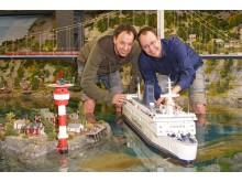 Miniatur Wunderland i Hamburg topper årets liste over Tysklands topp 100