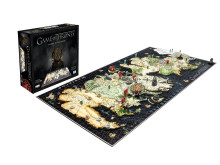 Game of Thrones 3D-puslespil