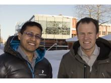 Vinit Parida, biträdande professor och Joakim Wincent professor i entreprenörskap och innovation vid Luleå tekniska universitet