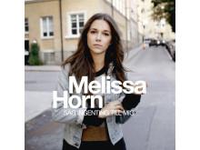 """Omslagsbild """"Säg ingenting till mig"""" - Melissa Horn"""
