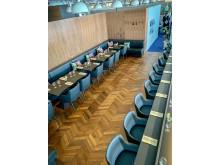 Amex Centurion Lounge by Pontus