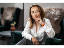 4_CEO Maria Hedengren. Spring 2019. Photocredit Readly and Magnus Glans