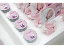 Godisburkar och godispåsar med foto - i valfri färg och design
