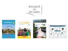 """""""Schulbuch des Jahres"""" Cornelsen 2018"""