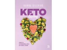 Framsidesbild KETO-licious av Hanna Gillving