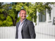 Rolf Bjarne Eriksen, leder salg og produktutvikling LOS privat