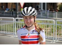 Ingvild Gåskjenn under sykkel-VM 2016