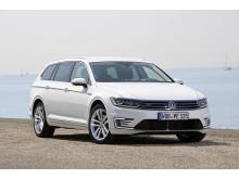Volkswagen i fremgang