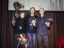 Vinnare Stålbyggnadspriset 2017