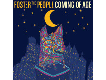 """Foster The People - Singelomslag """"Coming of Age"""""""