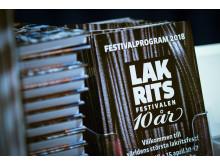 Lakritsfestivalen 10 år