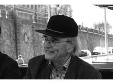 Göran Fant, lärare i musik och samhälle/musikhistoria vid Kungl. Musikhögskolan/Edsbergs slott, död maj 2017. Foto: John Nalan.