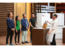 MasterChef Asia Episode 6 Panasonic Mystery Fridge Challenge