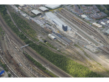 Doncaster Carr Train Maintenance Centre