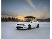 VW Golf Takbox