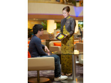 Marina Mandarin Singapore's customised OneGuest Mobile Solutions