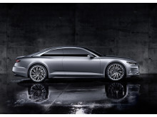 Audi prologue side