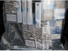 Op Brut cigarettes seized by HMRC Merseyside 1