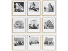 Jan Freuchen, « Sixtytwo Gasoline Stations», 2017