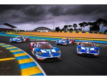 Ford Le Mans 2017