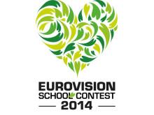 Eurovision School Contest 2014 - färglogga