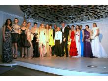 Stureplanskliniken bjöd in till modevisning med Lars Wallin och Michael Cardell på Volvo Showroom i Kungsträdgården, Stockholm