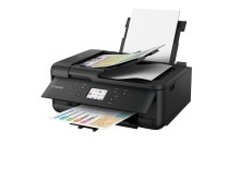 PIXMA TR7550  BLACK Paper tray Up FSL 03