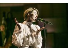 """Edda Magnason medverkar i """"...har du sett världen"""" som gästspelar på Folkoperan"""