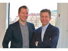 Björn Arvidsson och Jonas Edström