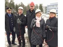 Byggstart Polisutbildningens nya lokaler, Flemingsberg