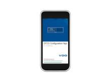 Nya digitala färdskrivaren 3.0 från VDO - med smartphoneapp