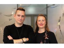 Daniel Troyse & Anna Lund Jeppsson