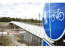Invigning av Sadelmakarbron