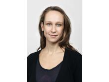 Porträtt på Frieda Wentworth, verksamhetsutvecklare